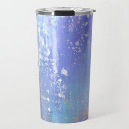Soft Abstract Travel Mug