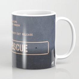 NH90 Rescue Panel Coffee Mug