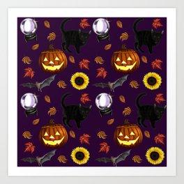 Fall Magic Art Print