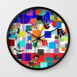 Viva La France Equinox Edition 2013 Wall Clock