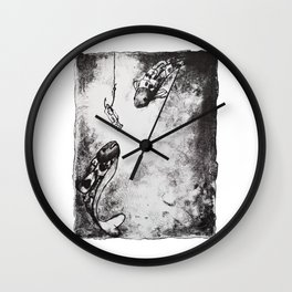 Got any Sevens? Wall Clock