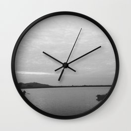 end of the day Wall Clock