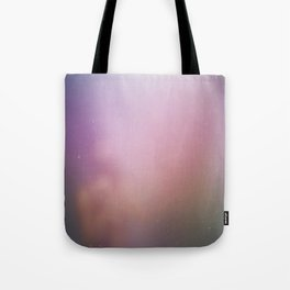 Fog and Light Tote Bag