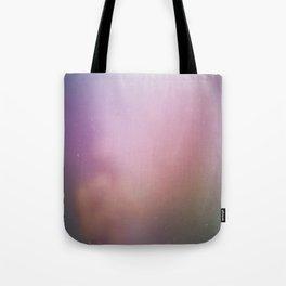 Fog and Light Tote Bag
