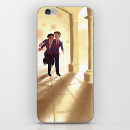 Dalton iPhone Skin