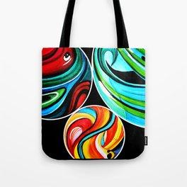 Marbles Tote Bag