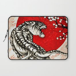 Japan Tiger Laptop Sleeve