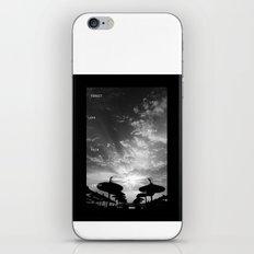 Sky  Explosion iPhone & iPod Skin