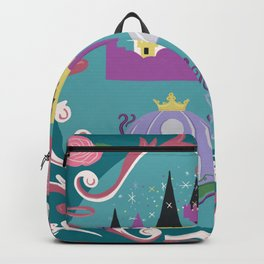 A Fairy Tale With A Happy Ending Backpack