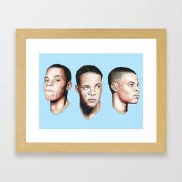 KAINE Framed Art Print