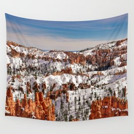 Bryce Canyon - Sunset Point Wall Tapestry