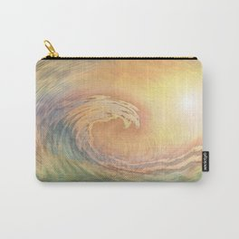 Cosmic Wave Carry-All Pouch
