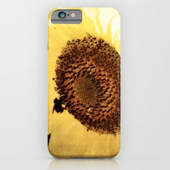 Simple Sunflower iPhone & iPod Case