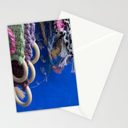 Chefchaouen Details III Stationery Cards