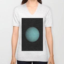 Lonely Uranus Unisex V-Neck