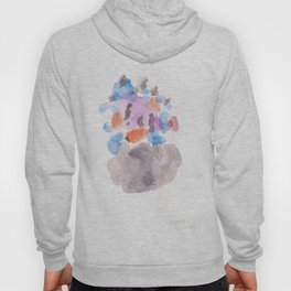 171122 Watercolour Abstract 1| Abstract Watercolors Hoody
