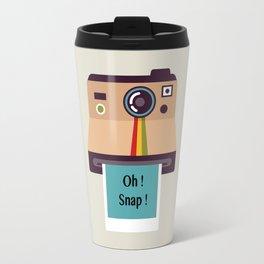 Oh ! Snap !  Travel Mug