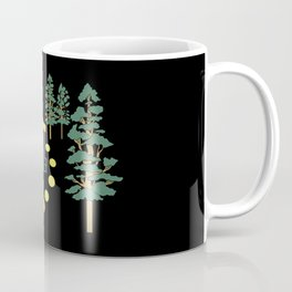 Disc Golf Stupid Trees Woods Men Women Court Gift Coffee Mug