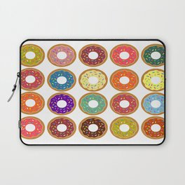 Donuts!! Laptop Sleeve
