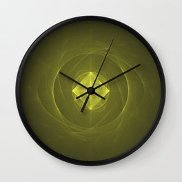 Gazing into the Eye of the Pyramid Wall Clock