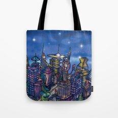 C2 & Posse (New-New York City) Tote Bag