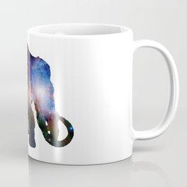 Galaxy Elephant Coffee Mug