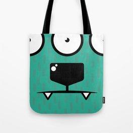 Monsters⁴ : Blue Tote Bag