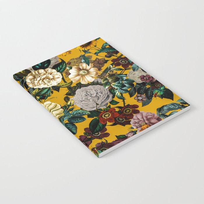 Exotic Garden V Notebook