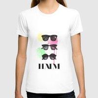 haim T-shirts featuring Haim (colour version) by Mariam Tronchoni