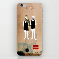 Swimmers iPhone & iPod Skin
