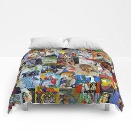 Pablo Picasso Comforters