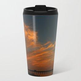 Venice Beach Sunset - Florida Travel Mug