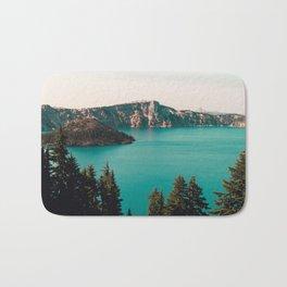 Dreamy Lake - Nature Photography Bath Mat