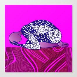 series tattoos: hiromi Canvas Print
