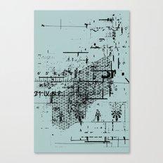 USELESS POSTER 6 Canvas Print