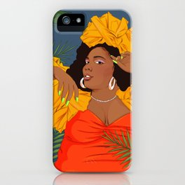Good As Hell iPhone Case