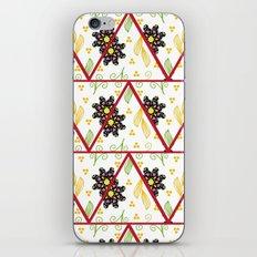 Geometric # 122 iPhone & iPod Skin