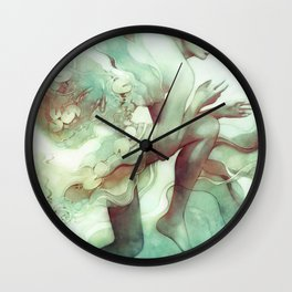 Flood Wall Clock