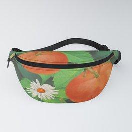 Branch Of Mandarin Orange Fanny Pack