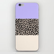 Leopard National Flag XIX iPhone Skin