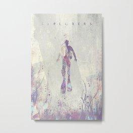 Explorers VI Metal Print
