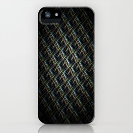 The Near Side Of A Space Entity iPhone Case