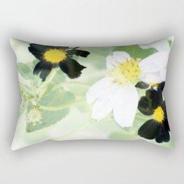 Wild Flowers XIV Rectangular Pillow