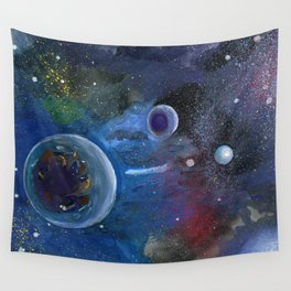 The Blue Planet Wall Tapestry