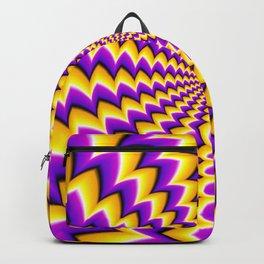 Optical Illusion Backpack