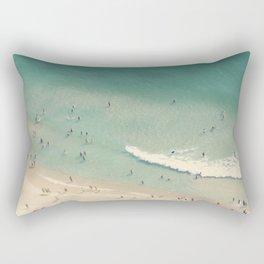 beach love II - Nazare Rectangular Pillow
