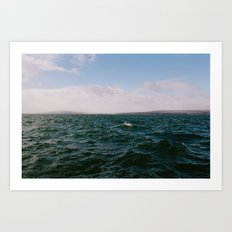 Lake Superior Art Print