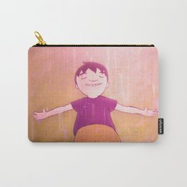 Smile under the rain Carry-All Pouch