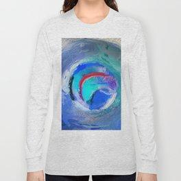 Abstract Mandala 187 Long Sleeve T-shirt