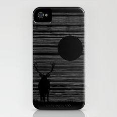 Night Lines iPhone (4, 4s) Slim Case